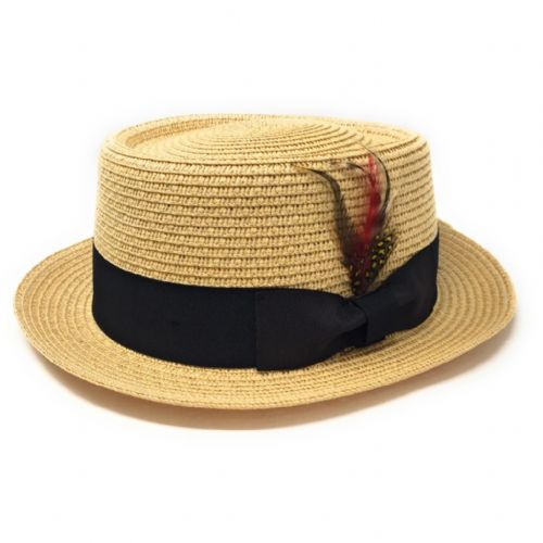 Summer Pork Pie Hat